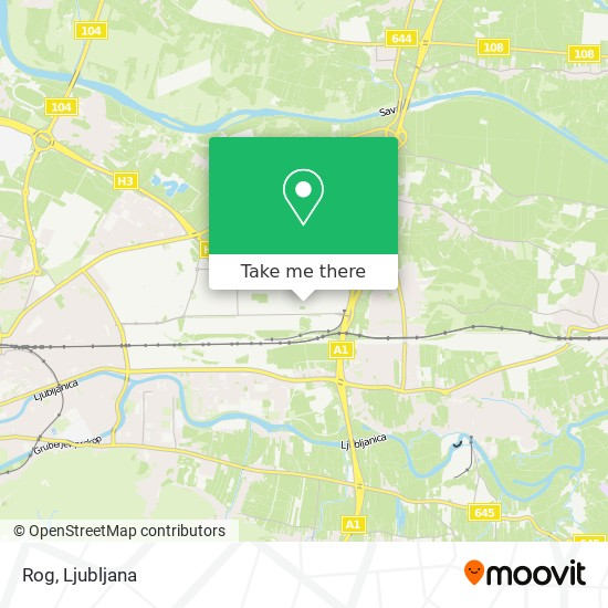 Rog map
