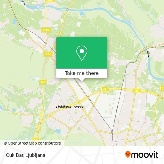 Cuk Bar map