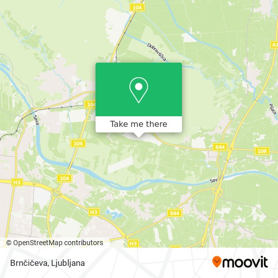 Brnčičeva map