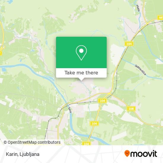 Karin map