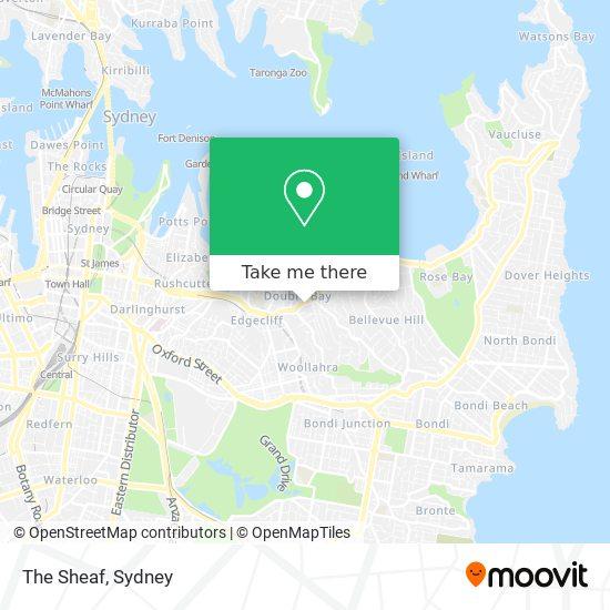The Sheaf map