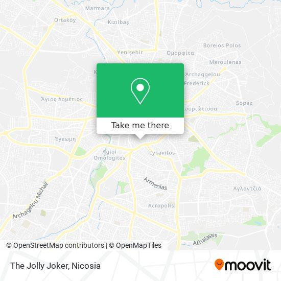 The Jolly Joker map