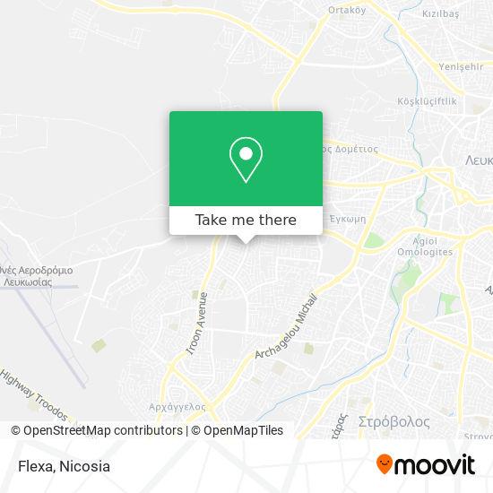 Flexa map