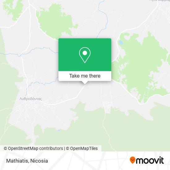Mathiatis map