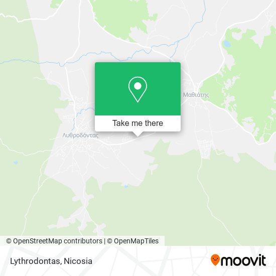 Lythrodontas map