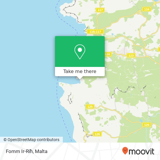 Fomm Ir-Riħ plan