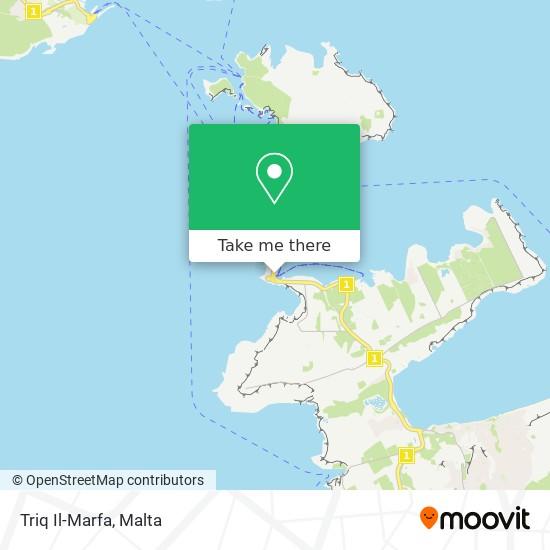 Triq Il-Marfa map