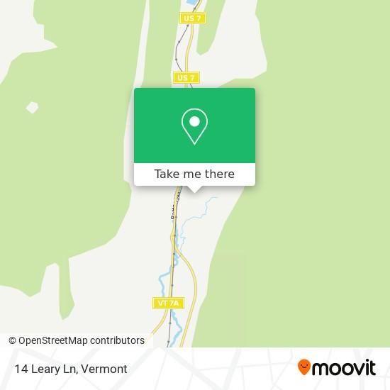 14 Leary Ln地图