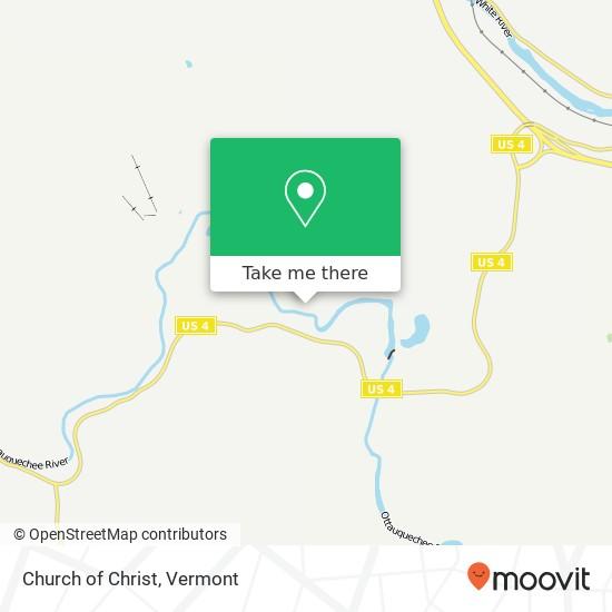 Church of Christ plan