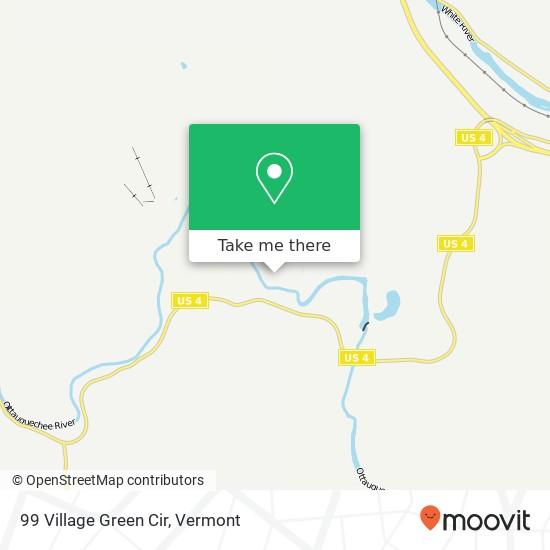 99 Village Green Cir plan