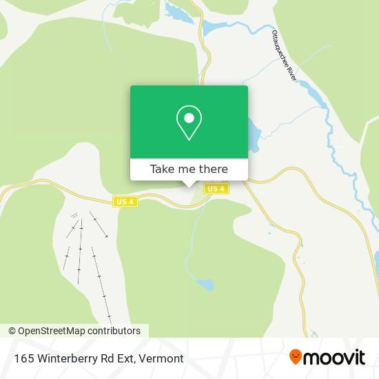 165 Winterberry Rd Ext地图