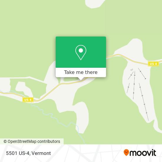 5501 US-4地图