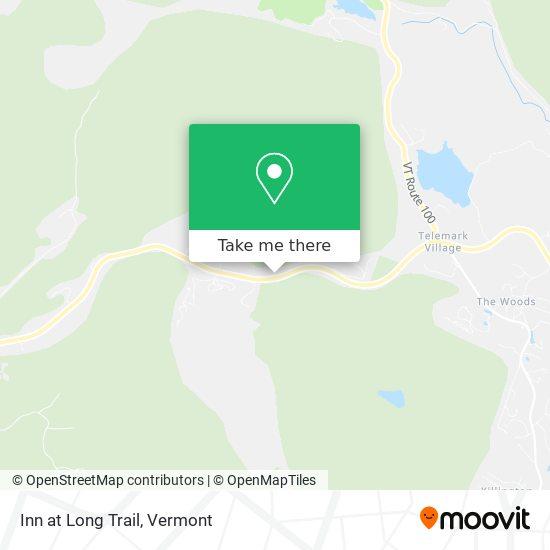 Inn At Long Trail地图