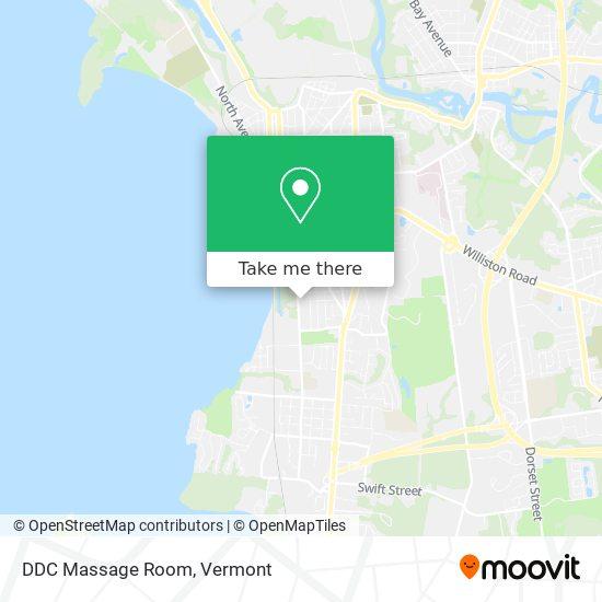 DDC Massage Room mapa