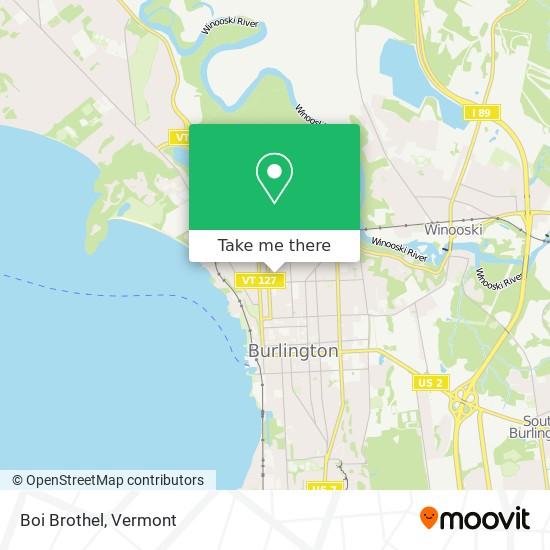 Boi Brothel mapa