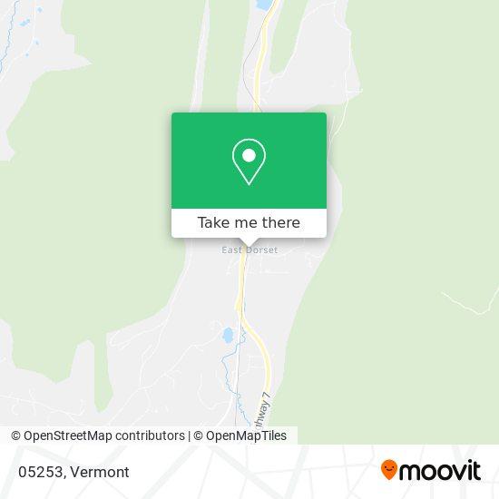05253地图