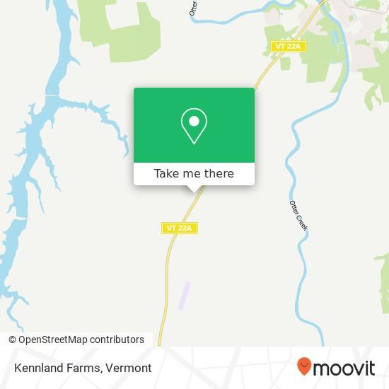 Kennland Farms地图