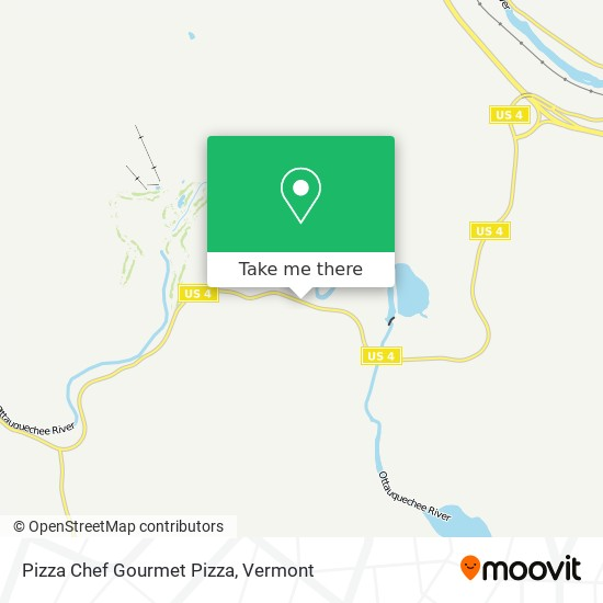 Pizza Chef Gourmet Pizza plan