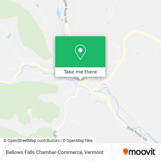 Bellows Falls Chamber-Commerce地图