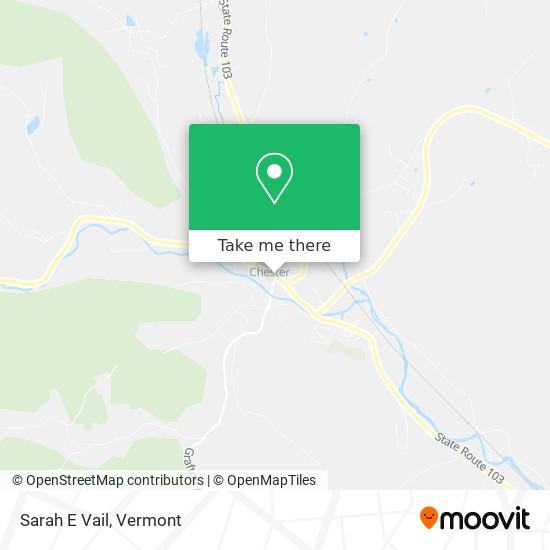 Sarah E Vail地图