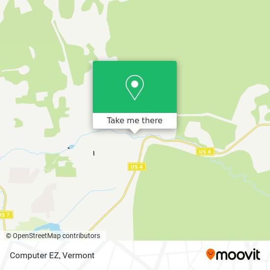 Computer EZ地图