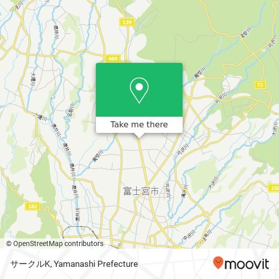 サークルK map