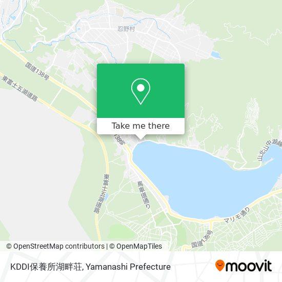 KDDI保養所湖畔荘 map