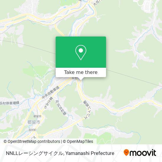 NNLLレーシングサイクル map