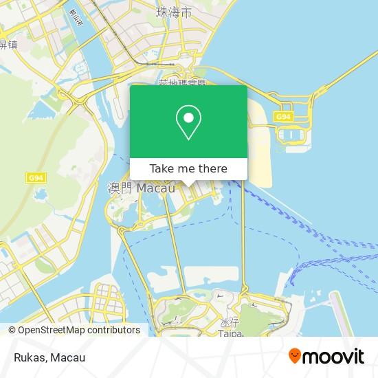 Rukas map