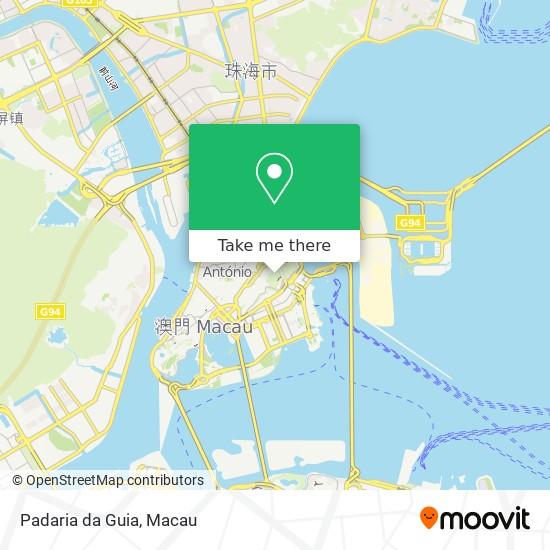 Padaria da Guia map