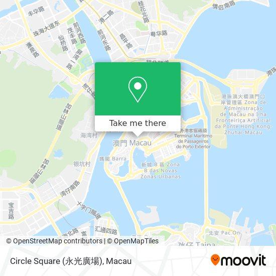 Circle Square (永光廣場) map