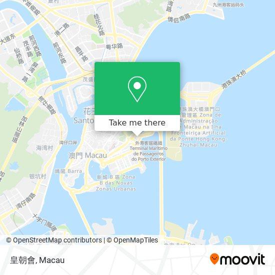 皇朝會 map