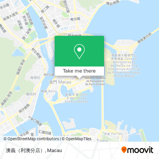 澳義(利澳分店) map