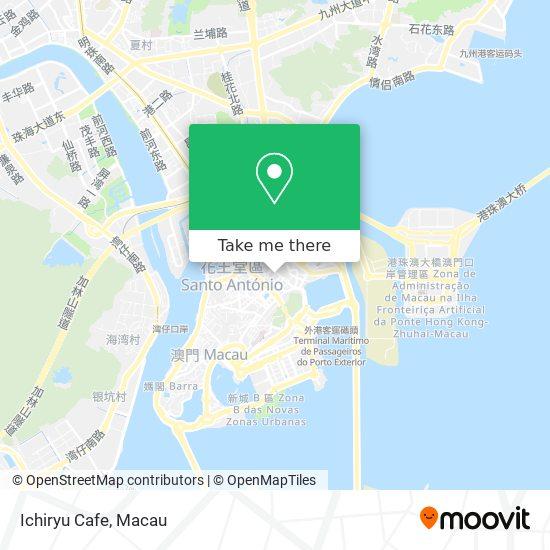 Ichiryu Cafe map