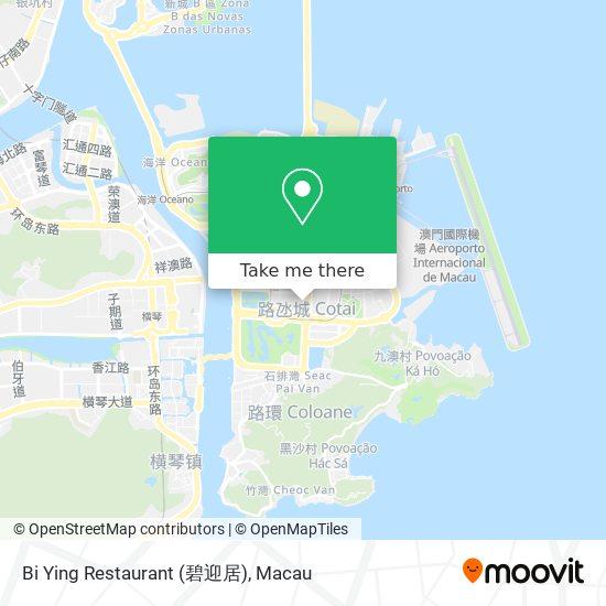 Bi Ying Restaurant (碧迎居) map