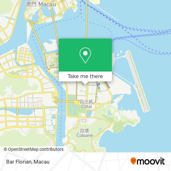 Bar Florian map