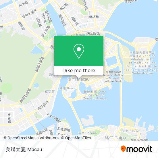 美聯大廈 map
