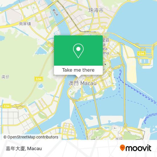 嘉年大廈 map
