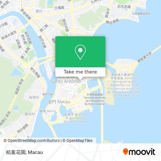 栢蕙花園 map
