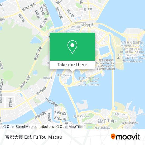 富都大廈 map