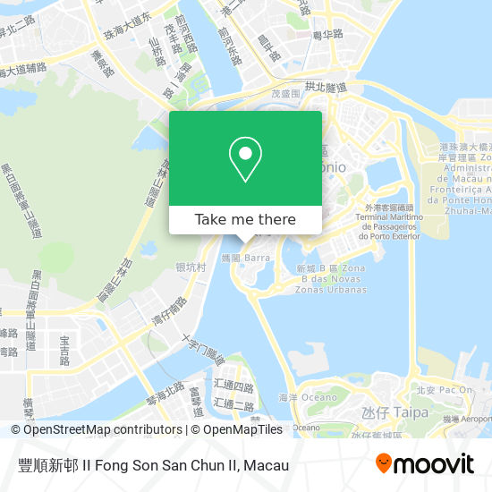 豐順新邨 II Fong Son San Chun II map