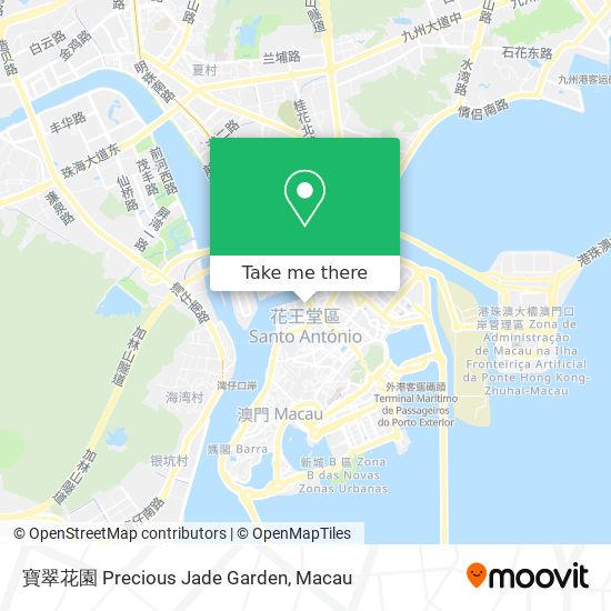 寶翠花園 Precious Jade Garden map