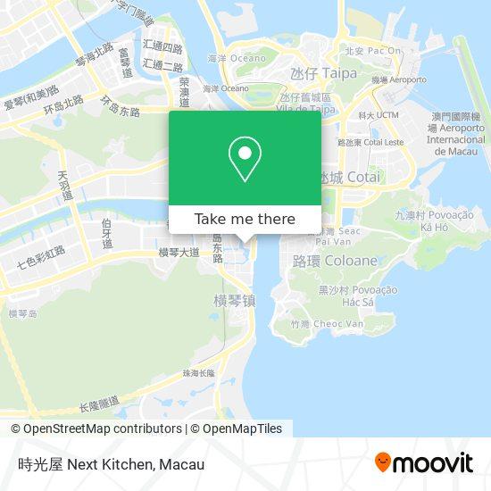 食通天 Food Paradise map