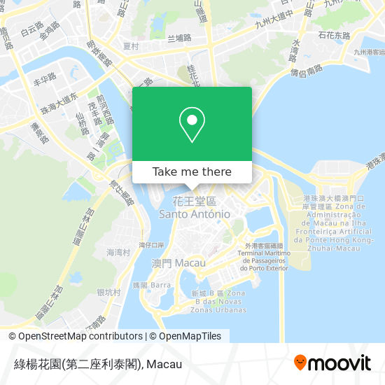 綠楊花園(第二座利泰閣) map
