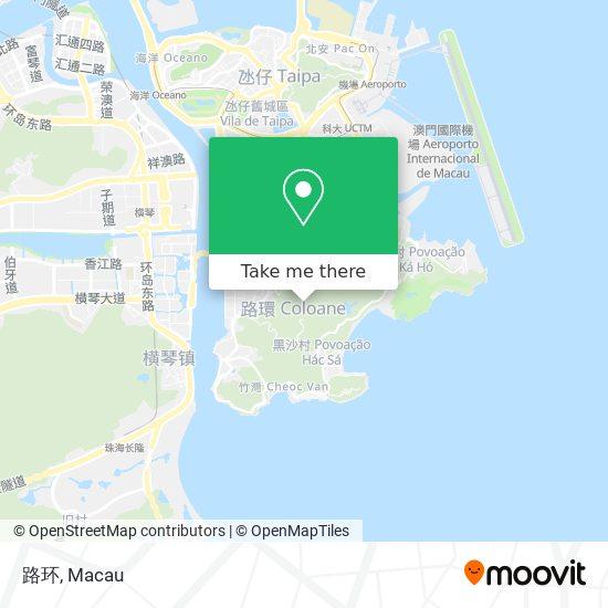 路环 map