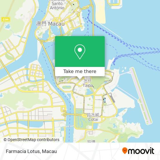 Farmacia Lotus map