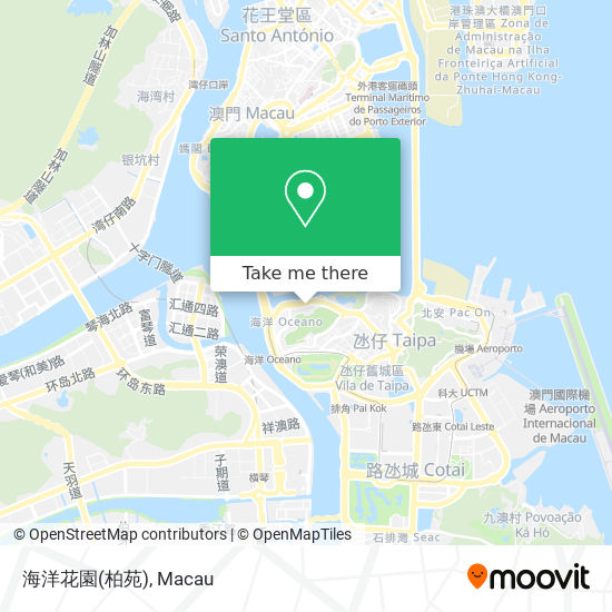 海洋花園(柏苑) map