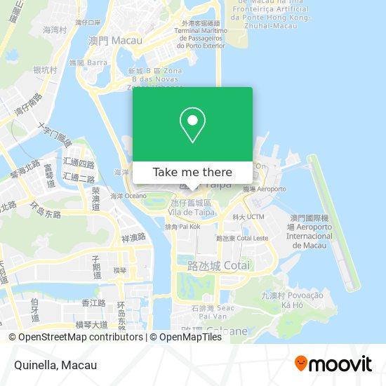 Quinella map