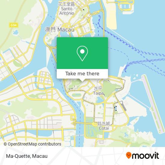 Ma-Quette map