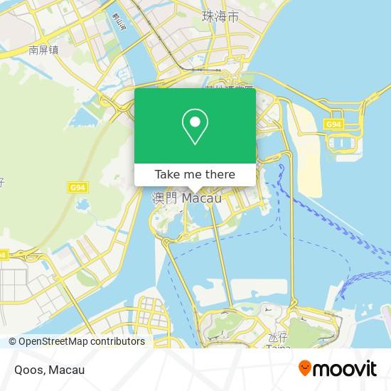 Qoos map